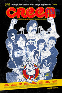Creem: America's Only Rock 'n' Roll Magazine Movie Poster