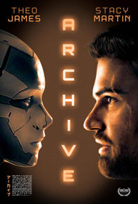 Archive (2020) Movie Poster