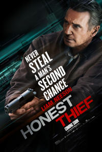 Honest Thief (2020) Movie Poster