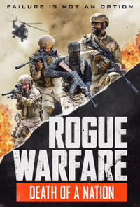 Rogue Warfare: Death of a Nation Movie Poster