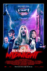 Ten Minutes to Midnight (2020) Movie Poster
