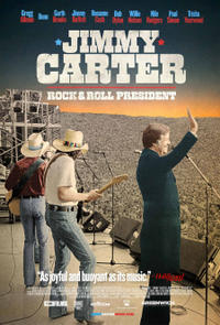 Jimmy Carter: Rock & Roll President Movie Poster