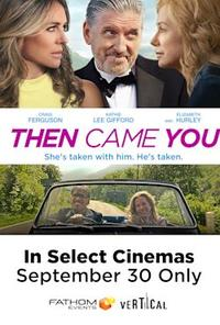 Then Came You (Fathom) Movie Poster