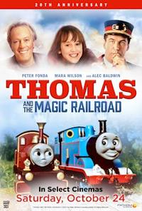 Thomas the Tank 20th Anniversary   Movie Poster