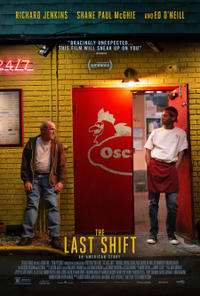 The Last Shift (2020) Movie Poster