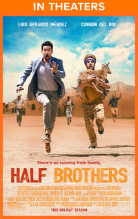 Half Brothers (2020) Movie Poster