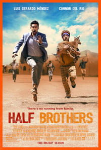 Half Brothers (2020) poster