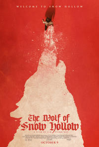 Wolf of Snow Hollow Movie Poster