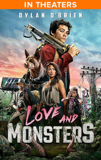 Love and Monsters Movie Poster