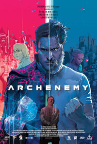 Archenemy (2020) Movie Poster