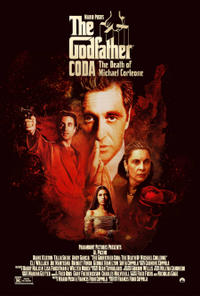 THE GODFATHER, Coda: The Death of Michael Corleone Movie Poster