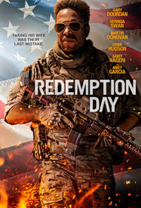 Redemption Day (2021) Movie Poster