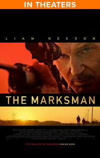 The Marksman (2021) Movie Poster