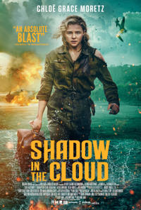 Shadow in the Cloud (2021) Movie Poster