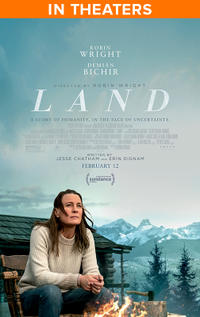Land (2021) Movie Poster