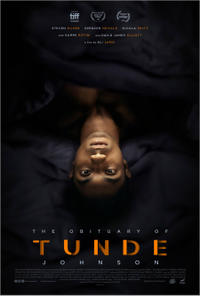 The Obituary of Tunde Johnson (2021) Movie Poster