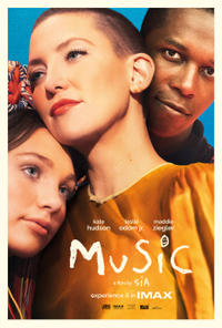 Music (2021) Movie Poster