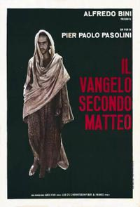 The Gospel According To Matthew Movie Poster
