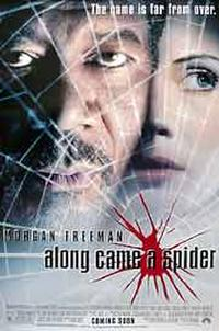 Along Came A Spider Movie Poster