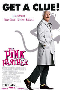 The Pink Panther (2006) Movie Poster