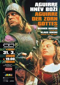 Aguirre: The Wrath of God Movie Poster