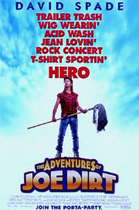 Joe Dirt Movie Poster