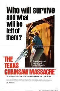 The Texas Chainsaw Massacre (1974) Movie Poster