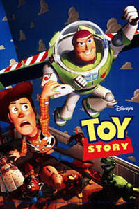 Toy Story (1995) Movie Poster