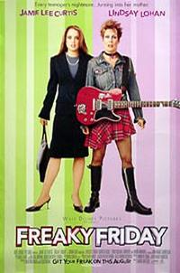 Freaky Friday Movie Poster