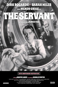 The Servant (1964) Movie Poster