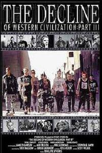 The Decline of Western Civilization Part III Movie Poster