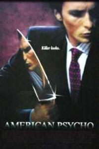 American Psycho Movie Poster