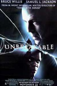 Unbreakable (2000) Movie Poster