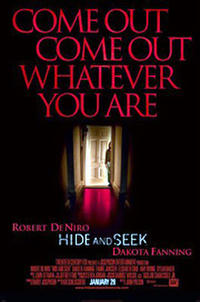 Hide and Seek Movie Poster