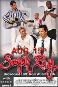 Sugar Ray Concert Movie Poster