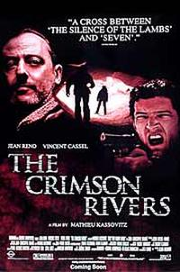 The Crimson Rivers Movie Poster