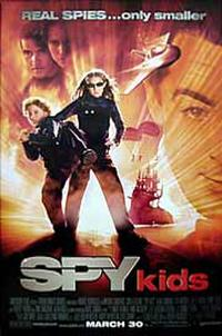 Spy Kids : Special Edition Movie Poster