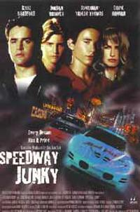 Speedway Junky Movie Poster