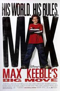 Max Keeble's Big Move Movie Poster