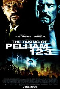 The Taking of Pelham 123 Movie Poster