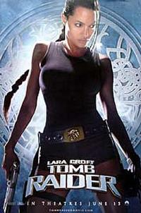 Tomb Raider - Open Captioned (2001) Movie Poster