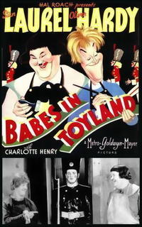 Babes in Toyland (1934) Movie Poster