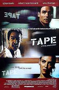 Tape Movie Poster