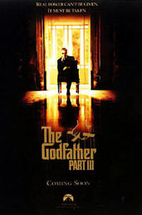 The Godfather, Part III Movie Poster