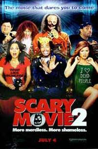 Scary Movie 2 - Spanish Subtitles Movie Poster