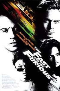 The Fast and the Furious - Subtitled Movie Poster