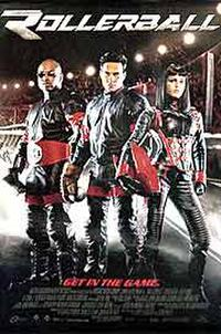 Rollerball (2002) Movie Poster