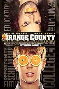 Orange County Movie Poster