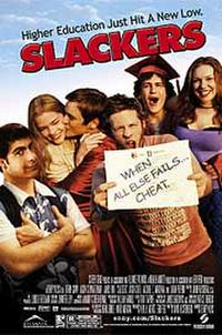 Slackers Movie Poster