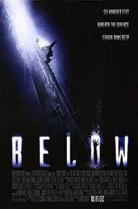 Below Movie Poster